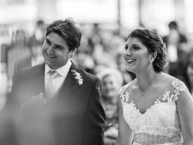 El casamiento de Cecilia y Fernando