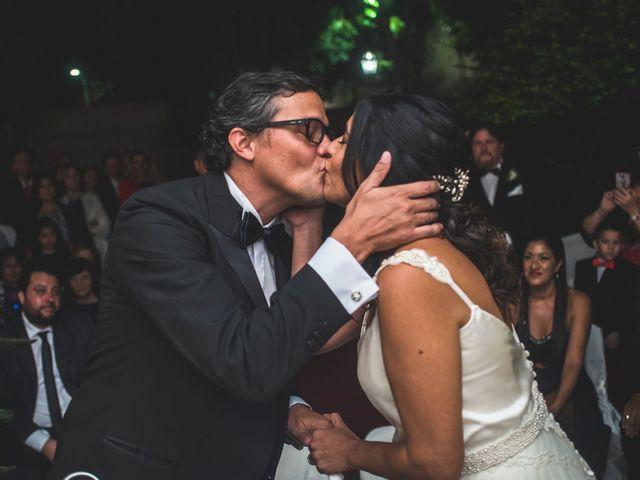 El casamiento de Diana y Daniel