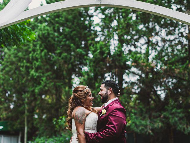 El casamiento de Karina y Matías