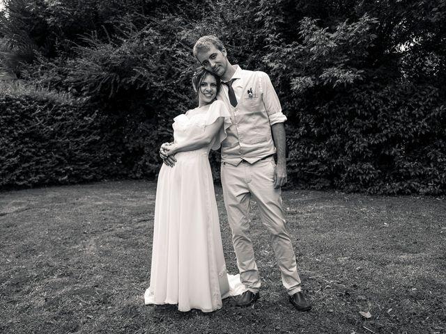 El casamiento de Soledad y Rodrigo