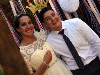 El casamiento de Lucía y Gabriel