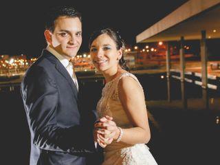 El casamiento de Ailin y Andres