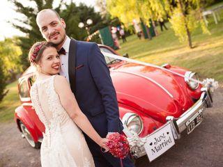 El casamiento de Gaby y Ale
