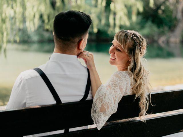 El casamiento de Alain y Daniela en Núñez, Capital Federal 12