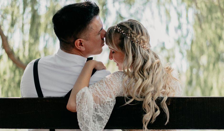 El casamiento de Alain y Daniela en Núñez, Capital Federal