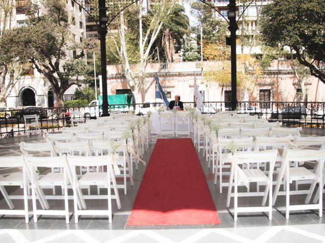 El casamiento de Jeam y Carlisbeth en Puerto Madero, Capital Federal 3