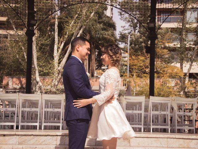 El casamiento de Jeam y Carlisbeth en Puerto Madero, Capital Federal 4