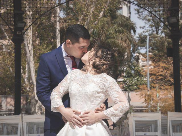 El casamiento de Jeam y Carlisbeth en Puerto Madero, Capital Federal 7