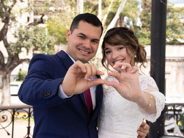 El casamiento de Jeam y Carlisbeth en Puerto Madero, Capital Federal 12