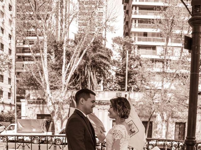 El casamiento de Jeam y Carlisbeth en Puerto Madero, Capital Federal 15