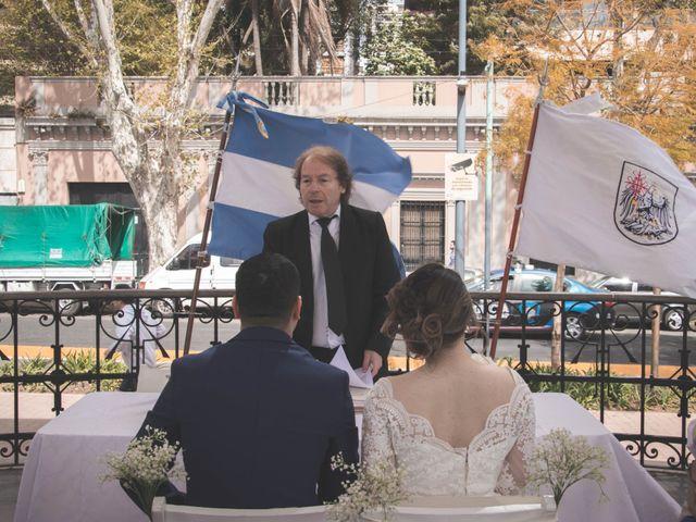 El casamiento de Jeam y Carlisbeth en Puerto Madero, Capital Federal 21