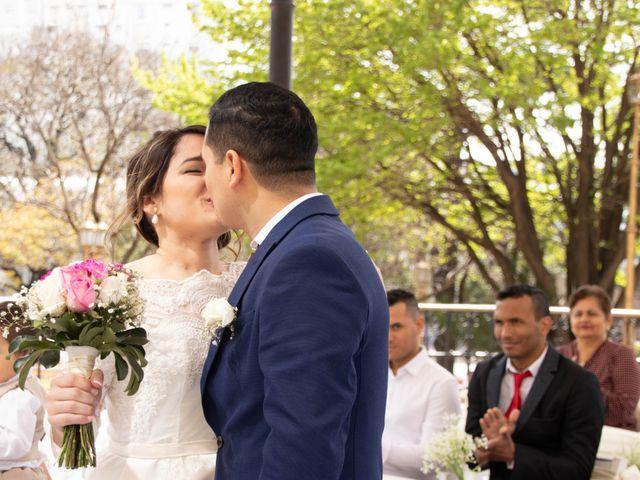El casamiento de Jeam y Carlisbeth en Puerto Madero, Capital Federal 23