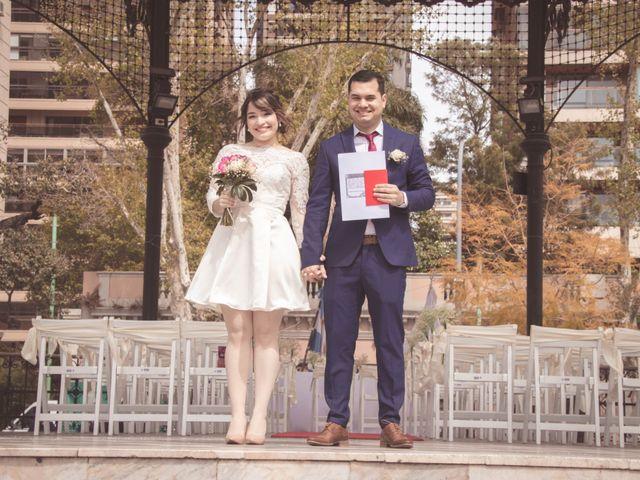 El casamiento de Jeam y Carlisbeth en Puerto Madero, Capital Federal 27