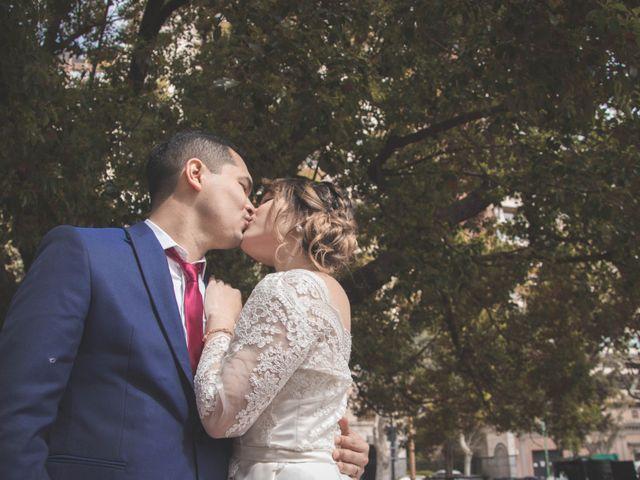 El casamiento de Jeam y Carlisbeth en Puerto Madero, Capital Federal 34