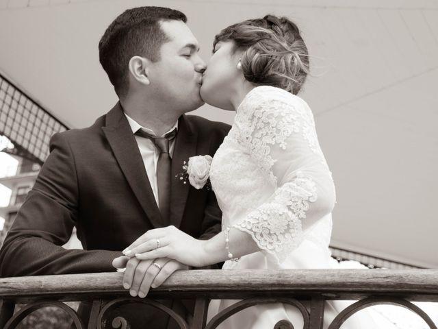 El casamiento de Jeam y Carlisbeth en Puerto Madero, Capital Federal 48