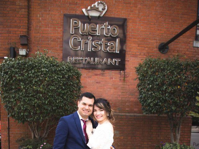 El casamiento de Jeam y Carlisbeth en Puerto Madero, Capital Federal 51