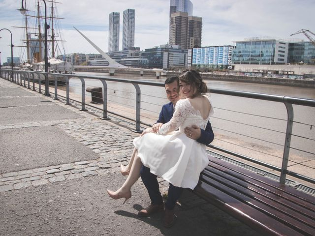 El casamiento de Jeam y Carlisbeth en Puerto Madero, Capital Federal 52