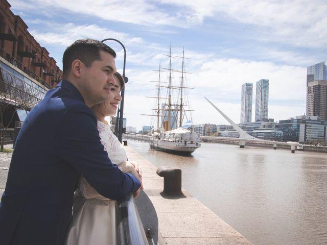 El casamiento de Jeam y Carlisbeth en Puerto Madero, Capital Federal 56