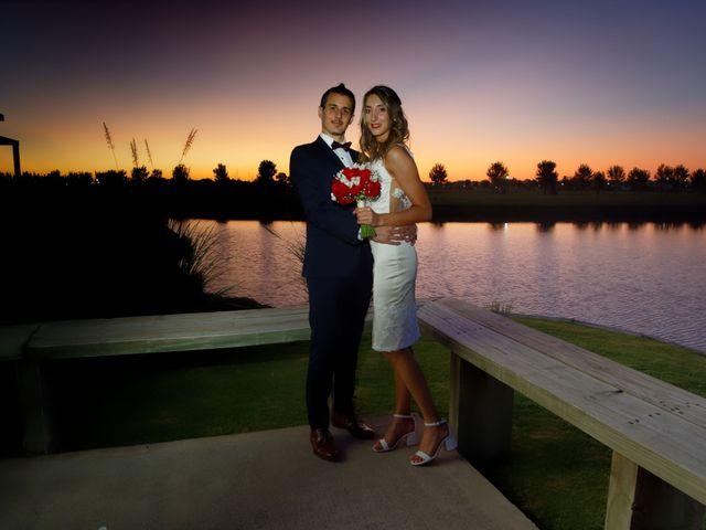El casamiento de David y Carolina en General Rodríguez, Buenos Aires 1
