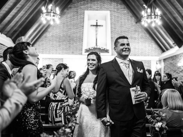 El casamiento de Noe y Rober