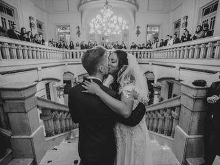 El casamiento de Pyry y Laura