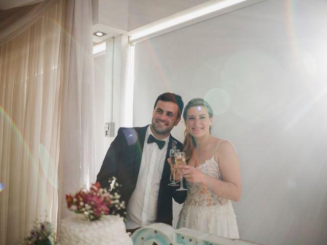 El casamiento de Jimena y Diego