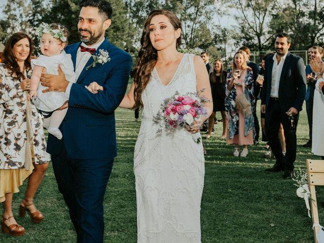 El casamiento de Carola y Leonardo