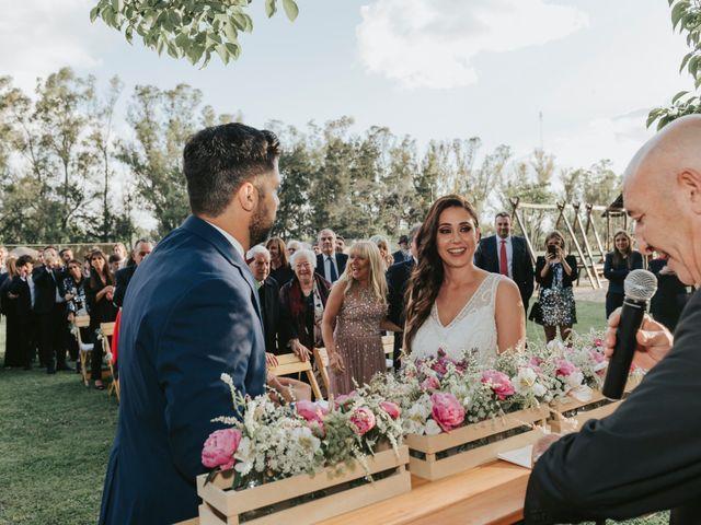 El casamiento de Leonardo y Carola en Don Torcuato, Buenos Aires 22