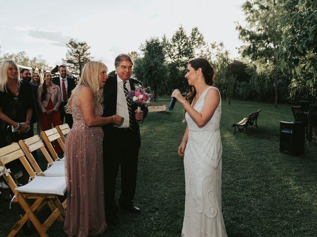 El casamiento de Leonardo y Carola en Don Torcuato, Buenos Aires 29