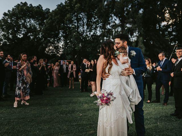 El casamiento de Leonardo y Carola en Don Torcuato, Buenos Aires 36