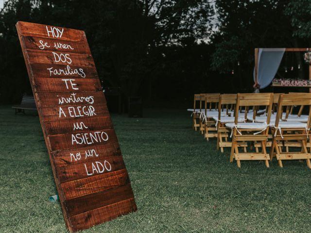 El casamiento de Leonardo y Carola en Don Torcuato, Buenos Aires 40