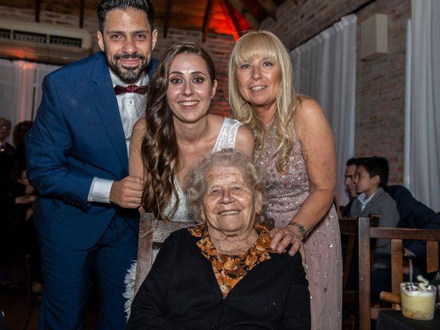 El casamiento de Leonardo y Carola en Don Torcuato, Buenos Aires 43