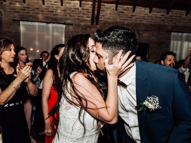 El casamiento de Leonardo y Carola en Don Torcuato, Buenos Aires 49
