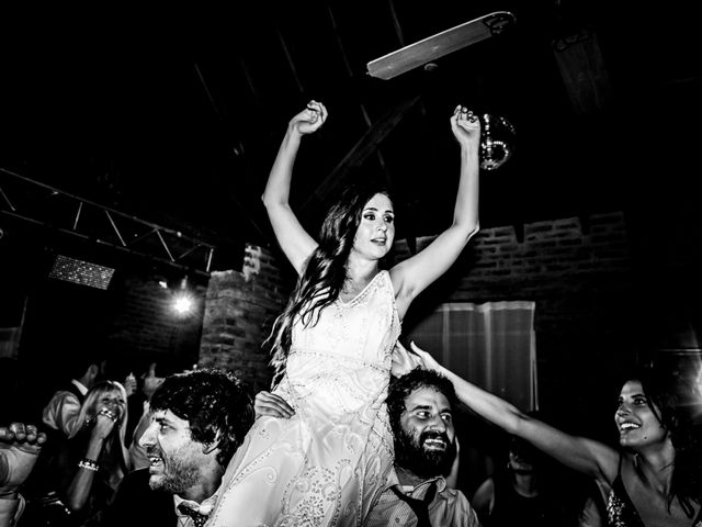 El casamiento de Leonardo y Carola en Don Torcuato, Buenos Aires 62