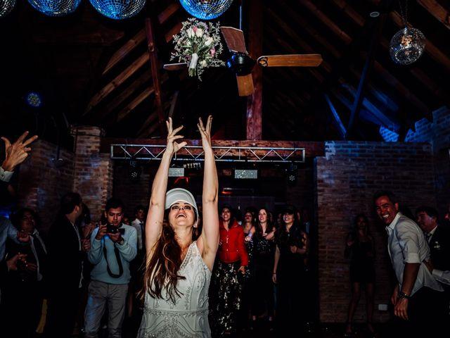 El casamiento de Leonardo y Carola en Don Torcuato, Buenos Aires 65