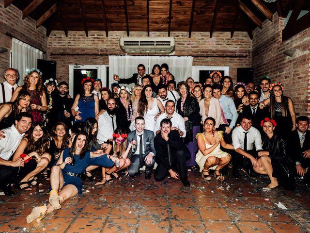 El casamiento de Leonardo y Carola en Don Torcuato, Buenos Aires 73
