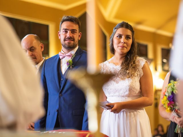 El casamiento de Rocío y Gonzalo