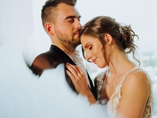 El casamiento de Flor y Pedro