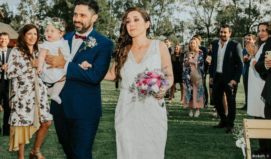 El casamiento de Leonardo y Carola en Don Torcuato, Buenos Aires