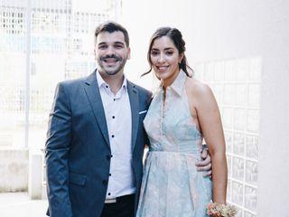 El casamiento de Marti y Herni 2