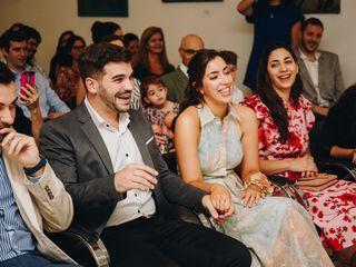 El casamiento de Marti y Herni 3