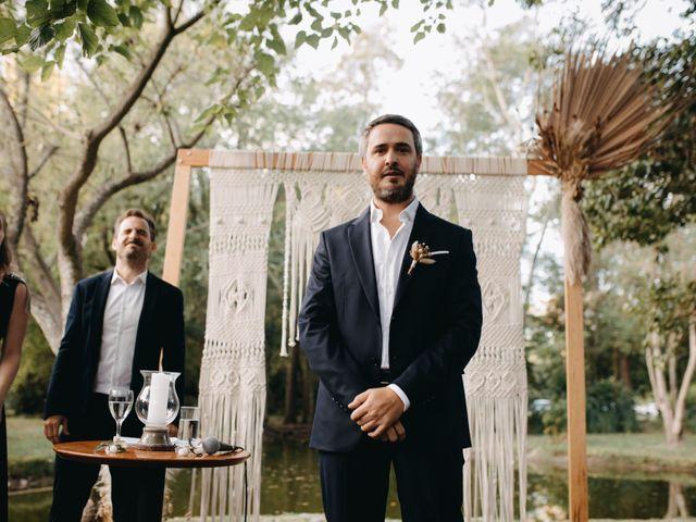 El casamiento de Tomi y Jime en Ingeniero Maschwitz, Buenos Aires 20