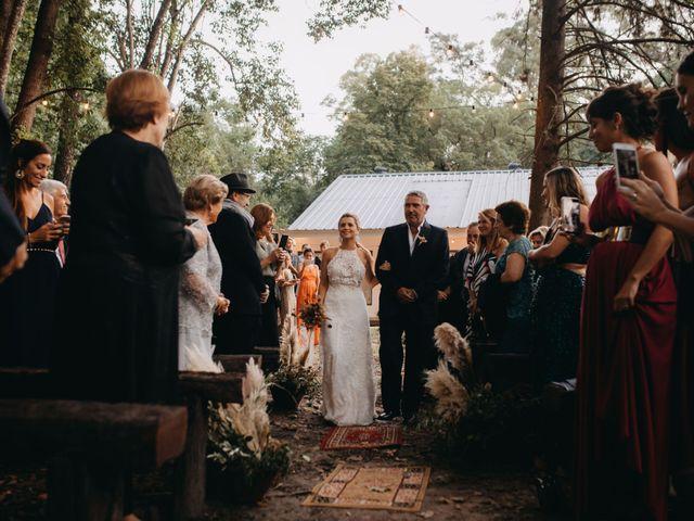 El casamiento de Tomi y Jime en Ingeniero Maschwitz, Buenos Aires 21