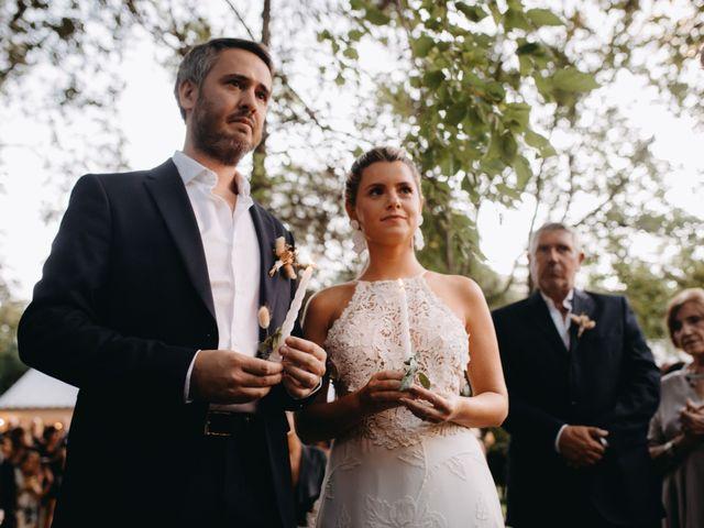 El casamiento de Tomi y Jime en Ingeniero Maschwitz, Buenos Aires 22