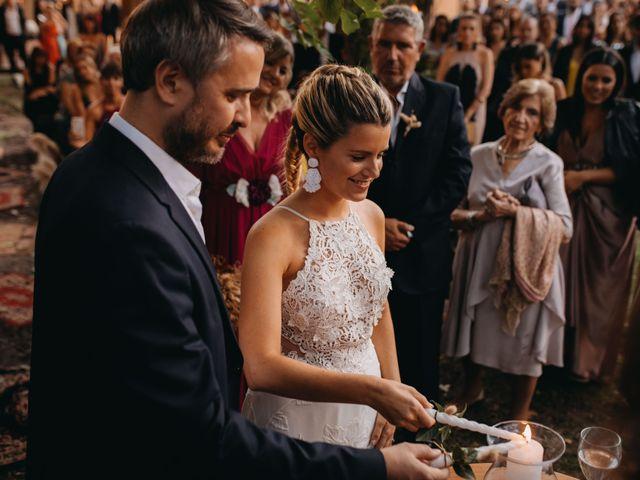 El casamiento de Tomi y Jime en Ingeniero Maschwitz, Buenos Aires 24