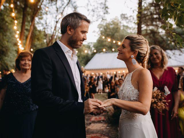 El casamiento de Tomi y Jime en Ingeniero Maschwitz, Buenos Aires 29