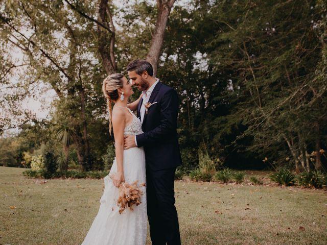 El casamiento de Tomi y Jime en Ingeniero Maschwitz, Buenos Aires 30