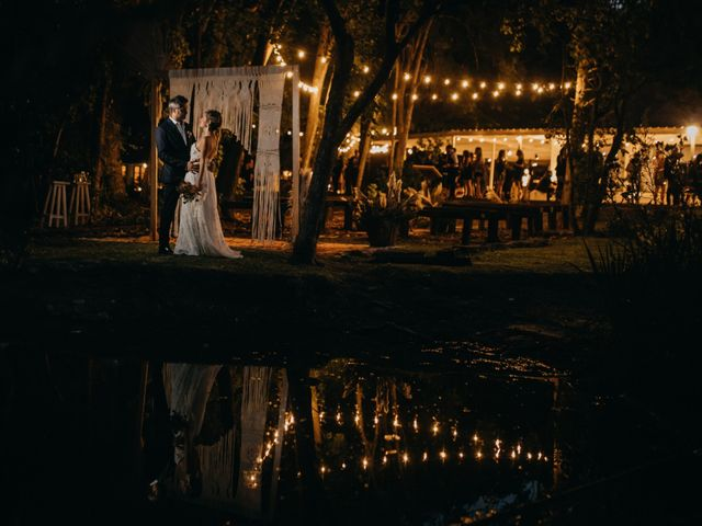 El casamiento de Tomi y Jime en Ingeniero Maschwitz, Buenos Aires 35