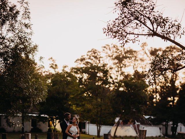 El casamiento de Tomi y Jime en Ingeniero Maschwitz, Buenos Aires 42