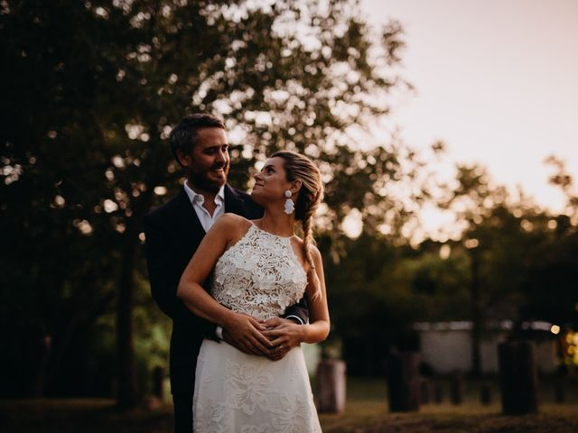 El casamiento de Tomi y Jime en Ingeniero Maschwitz, Buenos Aires 43